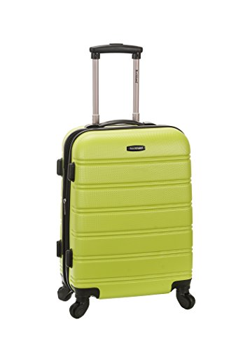 rockland-melbourne-20-inch-expandable-abs-carry-on-luggage-lime-one-size