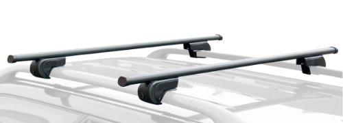 Barres de toit pré montées A4 break / Bmw serie 3 break - X3 - X5 / Duster (avant 2014)/ 308 sw - 407 sw / Tiguan - Touareg - Touran (autres détails et véhicules voir liste)