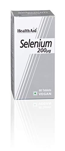 Selenium 200mcg (Selen) S/R 60 Tabletten (vegan) HA