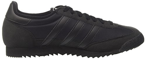adidas Dragon OG, Chaussures de Fitness Mixte Adulte Noir (Core Black/Core Black/Core Black)