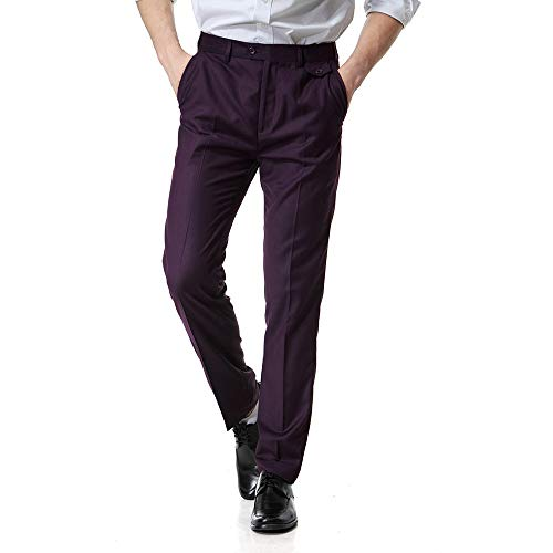 Chattova Hombres Pantalones de Trabajo beiläufige Schuhe Pantalones de chándal de Cintura elástica