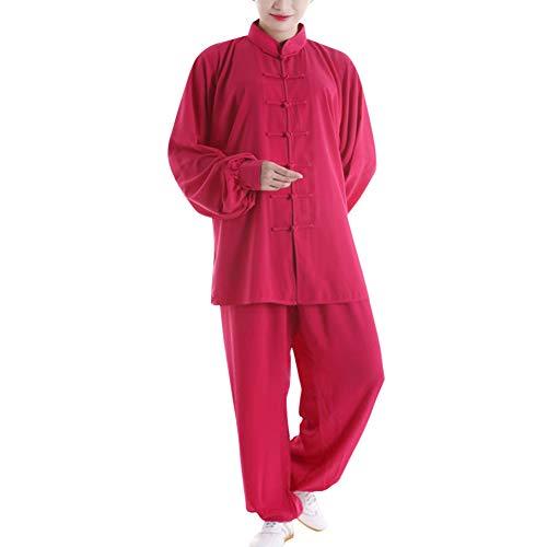 Tenthree Kampfsport Performance Kleidung - Erwachsene Sets Chinesisch Traditionell Kostüme Tai Chi Männer Uniform Shaolin Kung Fu Frauen Watte Übung Kleidung