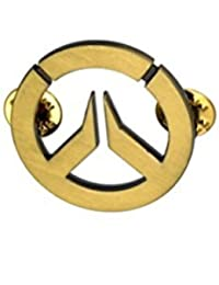 Minimum Mouse Overwatch Metal Pin de Solapa Badge-Silver