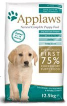 Applaws Natural Complete Dry Puppy Food Chicken