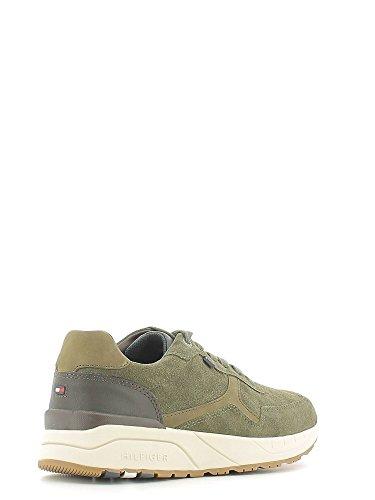 Tommy Hilfiger Fm56821601 Sneaker Herren Grün