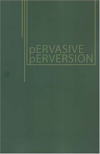 Pervasive Perversion: Paedophilia and Child Sexual Abuse in Media/Culture by Lee, Jason (2005) Paperback