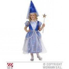 Fairy Kostüm 110cm/116cm (Dress Light Up Skirt Hat)