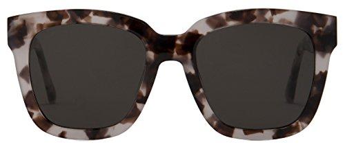 Unisex Sonnenbrille Für sanfte Monster-Sonnenbrille New Gentle man or Women Monster eyeware V brand Dreamer Hoff sunglasses for Gentle monster sunglasses -clear leopard frame black lenses