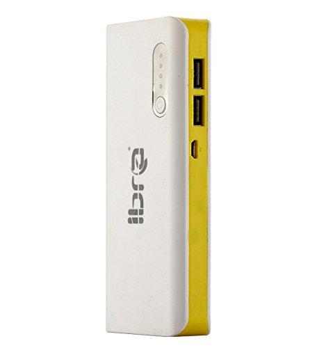 Externer Akku - IBRA 11000mAh Ultra Kompakt Dual USB Ausgang Portable Power Bank Externer Akku Ladegerät für iPhone 6/5/4, iPad, iPod, Samsung Geräte, Smartphones etc