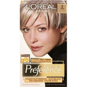 recital preference coloration z viking blond trs clair cendr for multi item order - Coloration Blond Clair Beige