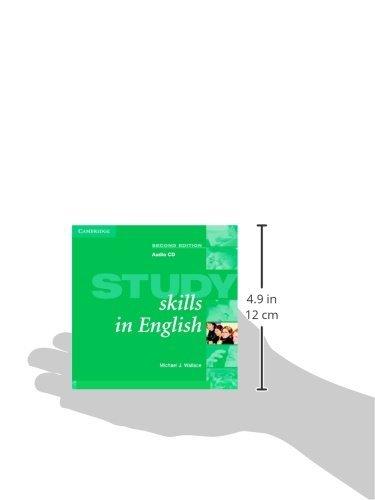 Study Skills in English Audio CD