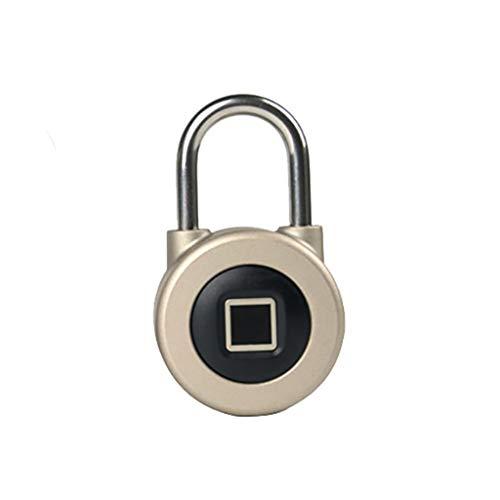 El candado Superior Bluetooth de la Huella Dactilar de Redvive Conveniente para...