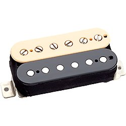 SEYMOUR DUNCAN SH 1N 4C 59 MODEL (NECK POSITION/4 WIRE) ZEBRA