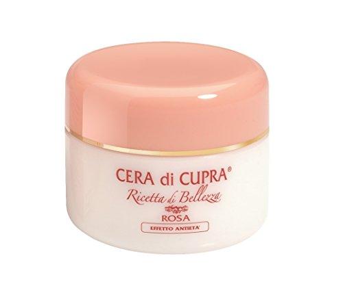 Cera di Cupra - Ricetta di Bellezza, Rosa, Crema per Pelli Secche , 100 ml