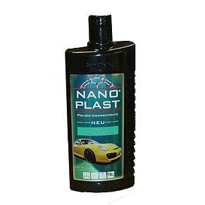 1x Nano-Plast Autopolitur 500 ml, Versiegelung Hochglanzversiegelung