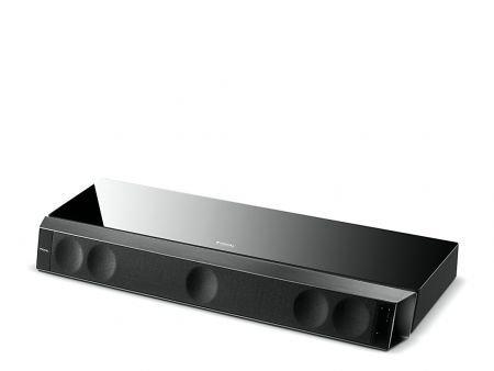 Focal Dimension Referenz-Soundbar inkl. Subwoofer | Plug-and-Play-Installation | HDMI mit