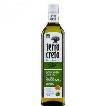 Terra Creta extra natives Olivenöl Kolymvari G.U.B 750ml