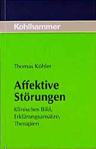 Cover »Affektive Störungen«