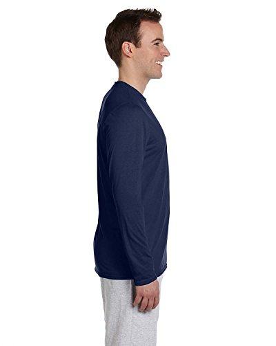 Gildan Gildan performance long sleeve t-shirt Navy