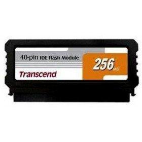 TRANSCEND 256MB IDE Flash Module 40pin Vertical SMI Industrie -