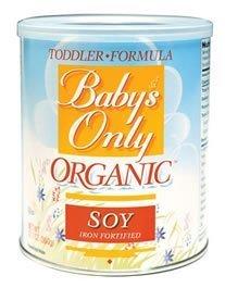 Kleinkinder Formel Bio Soja koscher 12,70Unzen von Baby's Only