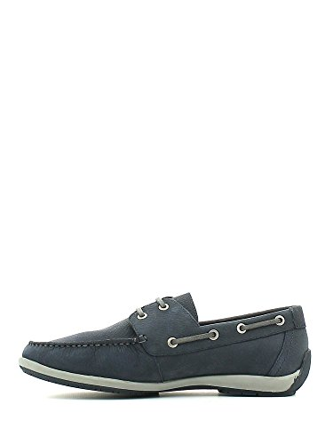Lumberjack Passo 001d07, Mocassins (loafers) homme Navy blue
