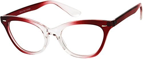 readerscom-the-laura-150-red-clear-fade-womens-cat-eye-reading-glasses-by-readerscom