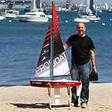 RAGAZZA voilier 1m RTR PRB07003 Proboat
