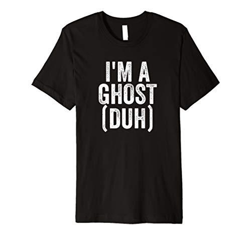 c4ee17e3 Im a ghost duh shirts al mejor precio de Amazon en SaveMoney.es