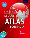 Oxford Student Atlas for India - 2nd Edition with CD
