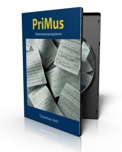 PriMus Basic 1.1 deutsch, Notensatzprogramm