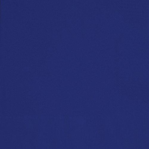 unique-party-30942-paquet-de-20-serviettes-en-papier-165-cm-bleu-marine