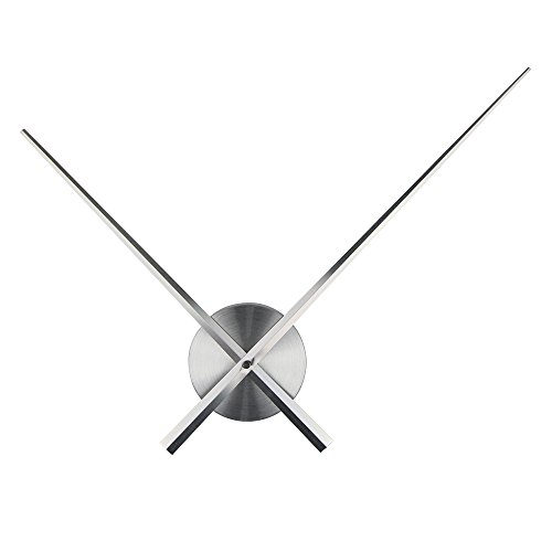 3d reloj manos, timelike DIY agujas de reloj manos grandes relojes de pared 3d home art decor Reloj de cuarzo mecanismo accesorios
