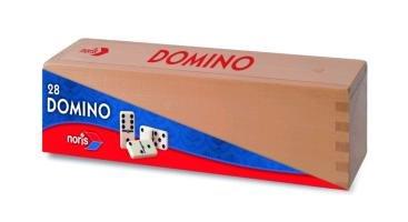 Preisvergleich Produktbild Double Six Urea-Domino 28 Steine