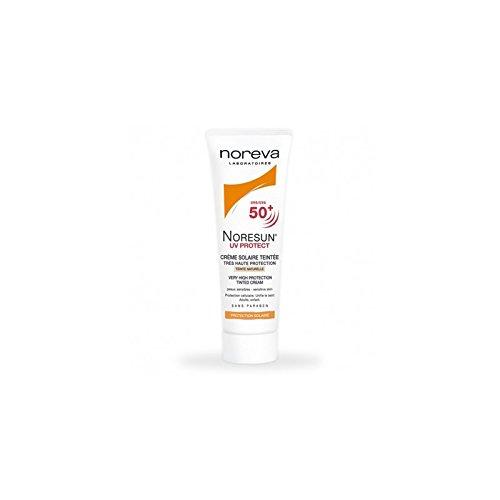 Noreva Noresun UV Protect Crème Solaire Teintée SPF 50+ 40 ml
