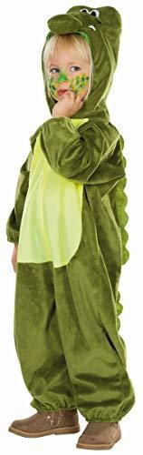 Mottoland Kinder Kostüm Krokodil Alligator Karneval Fasching Halloween Gr.104