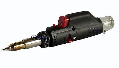 Mini soplete soldador a gas minisaldatore Estaño recargable portátil PT-330