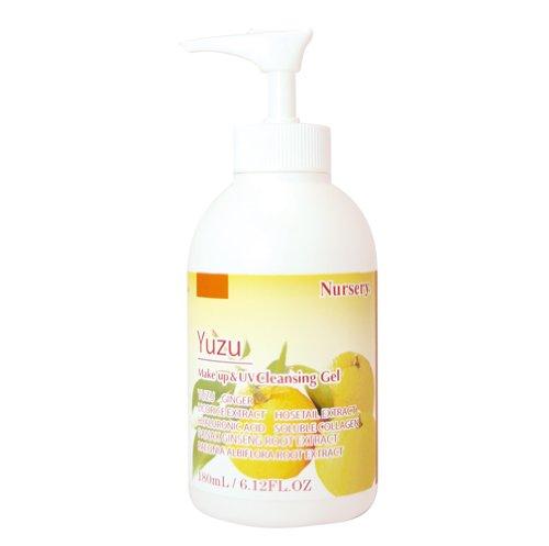Augustya Nursery W Cleansing Gel Yuzu For Normal Skin 180ml