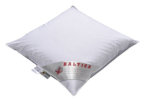 \ARO Baltica 904340 Gaensedaune 90%, 80x80cm, Premium Baltische Daune