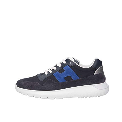 Hogan Junior HXC3710AP30KK6694P Sneakers Bambino Blu 31