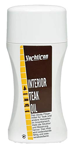 YACHTICON Interior Teak Oil Teaköl 250ml