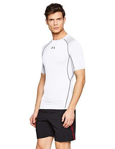 Under Armour - Heat Gear T-Shirt - manches courtes...
