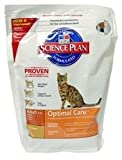 Hills Science Plan Feline Adult Optimal Care Hähnchen 400g