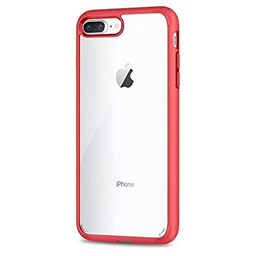 custodia rossa iphone 7 spigen
