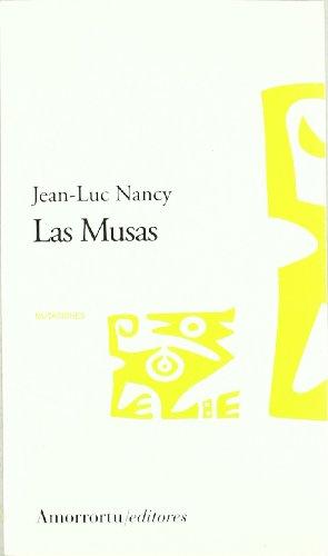 Las Musas (Mutaciones) por Jean-Luc Nancy