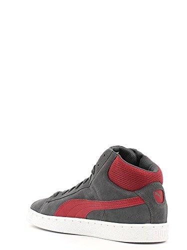 Mid 1948 Vulc Mixte Hautes Baskets Adulte Anthracite Puma 58146pnp