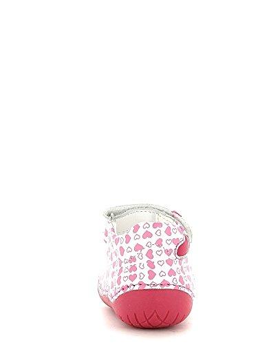 Primigi , Ballerines pour fille Blanc - Bianco/Rosa