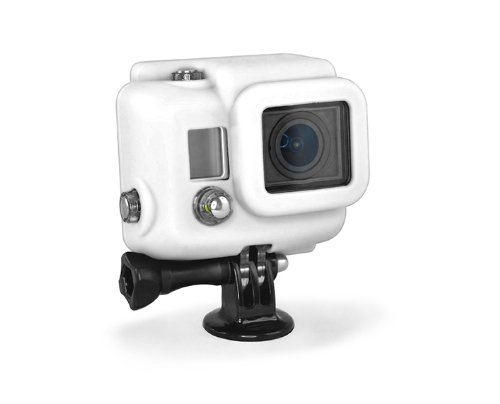 xsories-gopro-hero3-silicone-cover-white