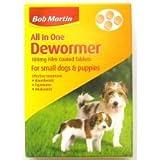 Bob Martin All in One Dewormer - Small Dog 100mg