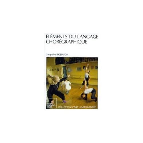 Éléments du langage chorégraphique